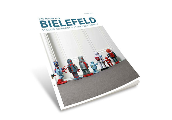 2016: Die Bielefelder Wirtschaft zeigt sich im »Neuland«
