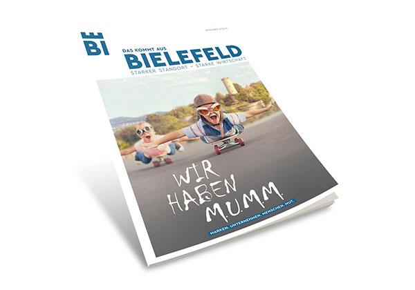 2017: Bielefeld hat M.U.M.M.